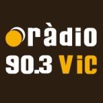 Logo da emissora Radio Vic 90.3 FM