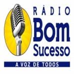 Logo da emissora R�dio Bom Sucesso 820 AM