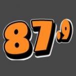 Logo da emissora R�dio Bonita 87.9 FM