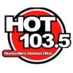 Logo da emissora WHWT 103.5 FM Hot