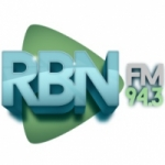 Logo da emissora R�dio Brasil Novo  94.3 FM