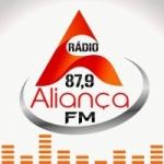 Logo da emissora R�dio Alian�a 87.9 FM