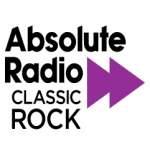 Logo da emissora Radio Absolute Classic Rock DAB