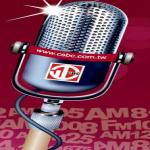 Logo da emissora Cheng Sheng Broadcasting Company 104.1 FM