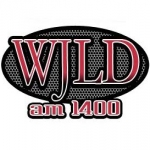 Logo da emissora WJLD 1400 AM