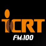 Logo da emissora ICRT 100 FM