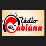 Logo da emissora Rádio Cabiúna 1450 AM