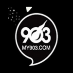Logo da emissora Commercial Radio Hong Kong Ultimate 90.3 FM