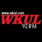 Logo da emissora WKUL 92.1 FM