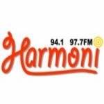 Logo da emissora Radio Harmoni 94.1 FM