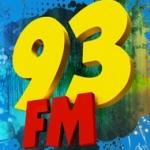 Logo da emissora R�dio 93 FM