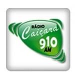Logo da emissora Rádio Caiçara 910 AM