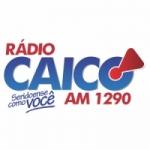 Logo da emissora Rádio Caicó 1290 AM
