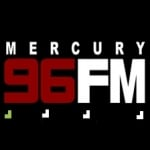Logo da emissora Mercury 96 FM