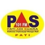 Logo da emissora PAS Pati 101 FM