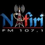 Logo da emissora Nafiri 107.1 FM