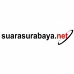 Logo da emissora Suara Surabaya FM 100.5