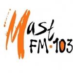 Logo da emissora Mast FM Karachi 103