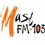 Logo da emissora Mast FM Multan 103