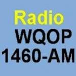 Logo da emissora WQOP 1460 AM