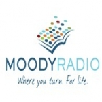 Logo da emissora WMFT 88.9 FM Moody Radio South