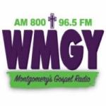 Logo da emissora WMGY 800 AM