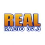 Logo da emissora Real Radio 87.8 FM