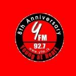 Logo da emissora Y FM 92.6 FM