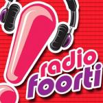 Logo da emissora Radio Foorti 88.0 FM