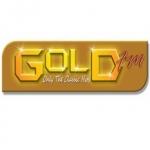 Logo da emissora Radio Gold FM