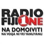 Logo da emissora Radio Fiji One FM