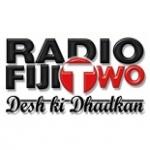Logo da emissora Radio Fiji Two FM