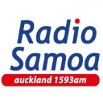 Logo da emissora Samoa 1593 AM