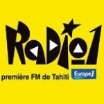 Logo da emissora Radio 1 100 FM