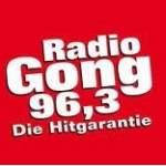Logo da emissora Gong 96.3 FM