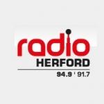 Logo da emissora Herford 94.9 FM