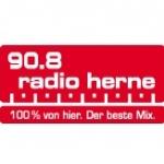 Logo da emissora Herne 90.8 FM
