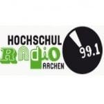 Logo da emissora Hochschulradio 99.1 FM