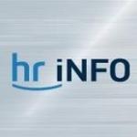 Logo da emissora HR Info 103.9 FM