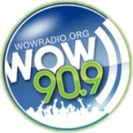 Logo da emissora WOWB 90.9 FM Wow
