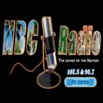 Logo da emissora Radio NBC 90.7 FM