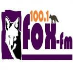 Logo da emissora WQJJ 100.1 FM FOX