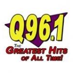 Logo da emissora WQKS 96.1 FM