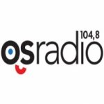 Logo da emissora Osradio 104.8 FM