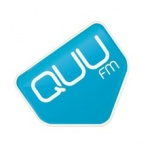 Logo da emissora Radio QUU.FM 97.1 FM