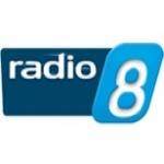 Logo da emissora Radio 8 89.4 FM