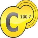 Logo da emissora R�dio Caiob� 100.7 FM