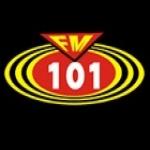 Logo da emissora Rádio Campestre 101.5 FM