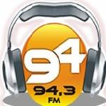 Logo da emissora R�dio 94 FM