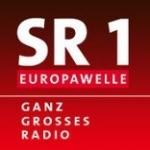 Logo da emissora SR 1 98.2 FM